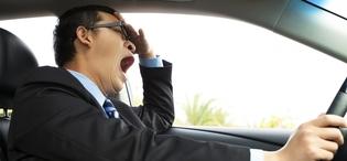 Zaspanost in utrujenost za volanom