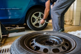 Navade pri menjavi pnevmatik