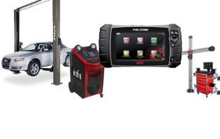 Avtomobilistična servisna oprema