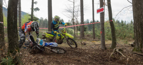 2. AMZS cross coutry dirka 27. 5. v Radizelu