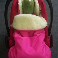 Zimska vreča za dojenčke