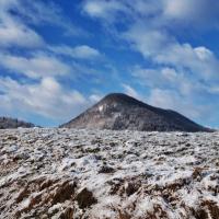 Vrh Čemšeniške planine.
