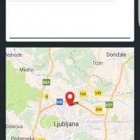 Aplikacija AMZS