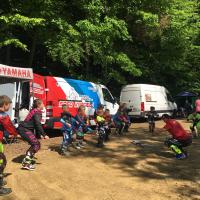 AMZS motokros šola v Mačkovcih 2018
