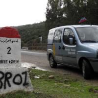 Blizu alžirske meje
