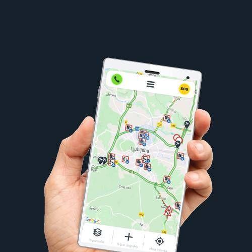 AMZS aplikacija
