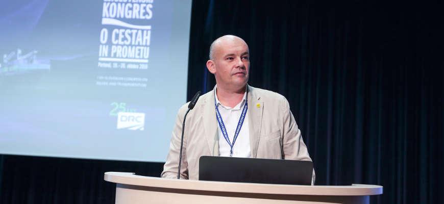 g. Robert Štaba, generalni sekretar Avto-moto zveze Slovenije