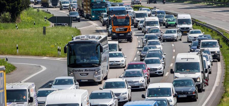 Obisk bo potekal na območju Gorenjske in Ljubljane, zato bo promet 30. julija na tem območju oviran.