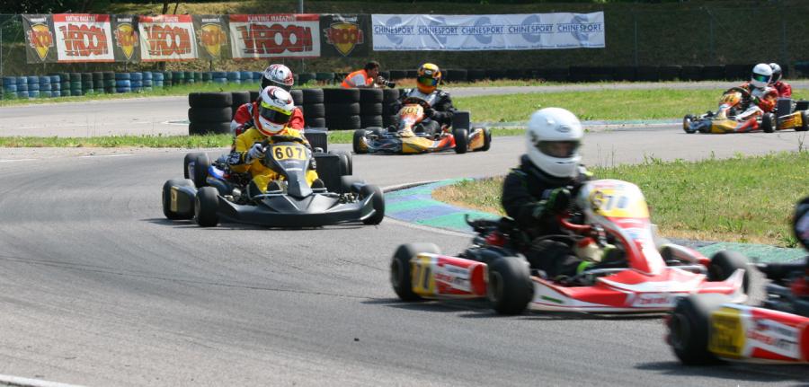 V nedeljo finale državnega prvenstva v kartingu