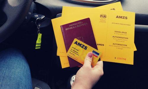 Izdaja dovoljenja za vožnjo tujega vozila osebam z bivališčem v Italiji