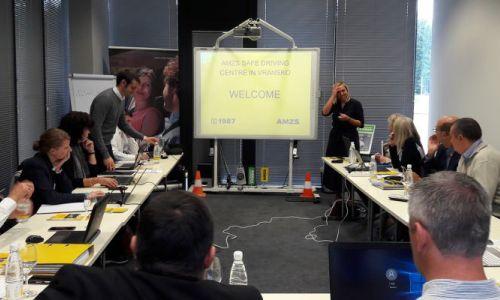 AMZS gostil srečanje FIA ekspertne skupine DTCP