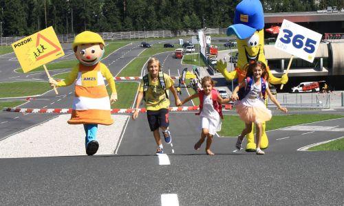 Poskrbimo za varnost otrok v prometu – ne le ob začetku pouka, temveč vseh 365 dni v letu!