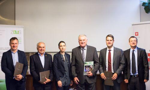 Začetek partnerstva med AMZS in ZDUS