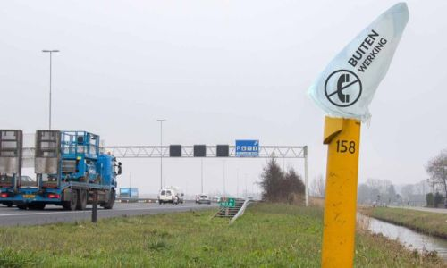 SOS telefoni na Nizozemskem niso več v uporabi