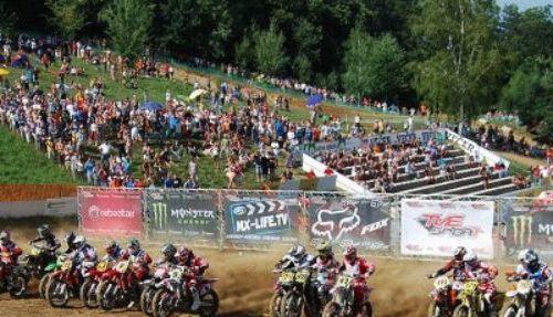 Dirka za svetovno prvenstvo v motokrosu v Sloveniji