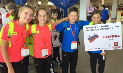Mladi kolesarji iz AMD Gorica na FIA ETEC v Tirani