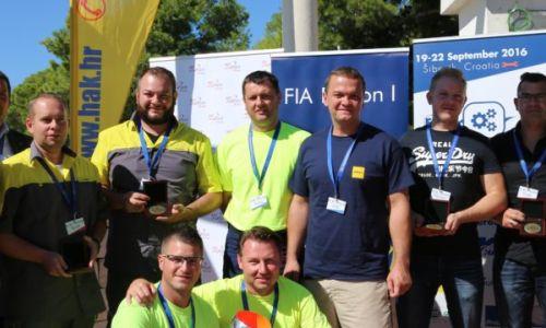 AMZS gosti mednarodno tekmovanje in usposabljanje za odličnost cestnih patrulj
