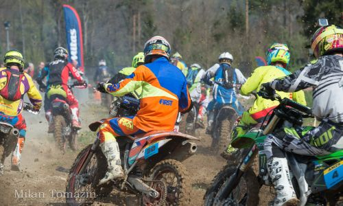 2. AMZS cross country dirka 27. 5. v Radizelu
