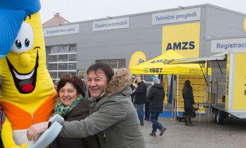 Otvoritev prenovljene enote AMZS Ptuj