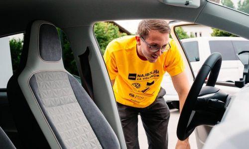 Intervju z Davidom Severjem, najboljšim mladim voznikom 2017