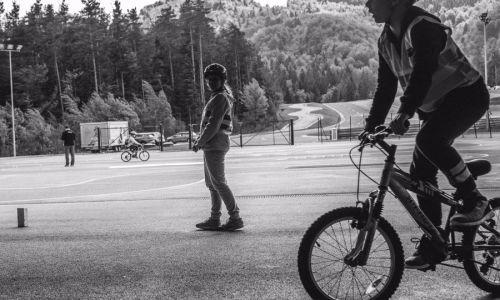 Za večjo prometno varnost kolesarjev