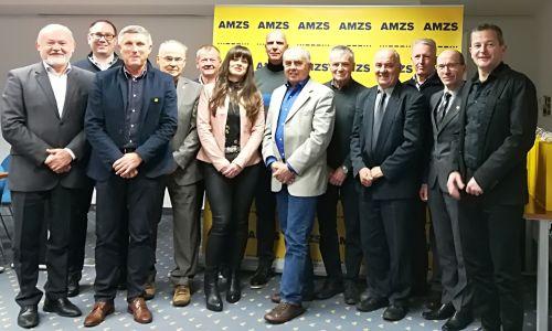 Konstitutivna seja Upravnega odbora AMZS