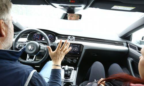 Projekt BRAVE: opravili testiranja avtonomne vožnje