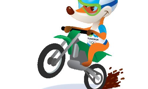 Najmlajši, spoznajte motošport!