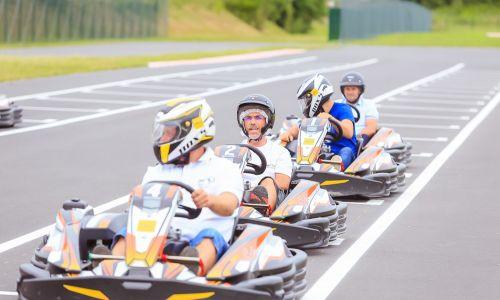 Center kartinga in moto športa uspešno zaključil leto 2018