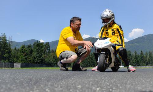 Motošportni zaključek počitnic