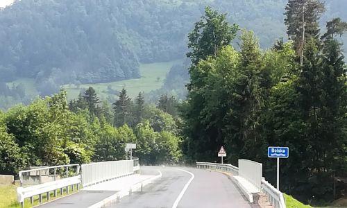 Do Centra varne vožnje na Vranskem nov most