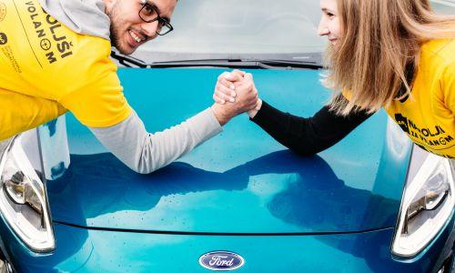 Odziv mladih v izboru Najboljši za volanom presegel vsa pričakovanja