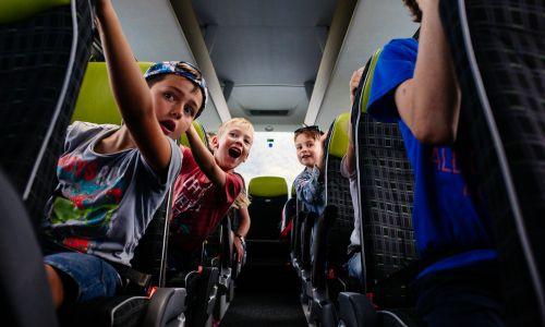Varnost v prometu skozi otroške oči