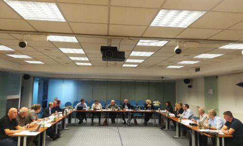 Septembrska seja Upravnega odbora Avto-moto zveze Slovenije
