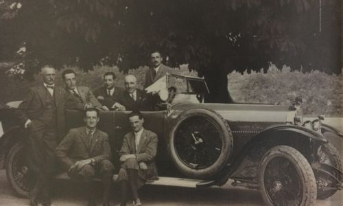 110 let Avto-moto zveze Slovenije
