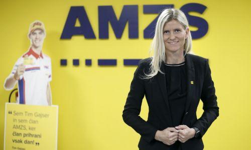 Luciji Sajevec še en petletni mandat za vodenje družbe AMZS d.d.