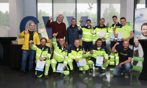 Znana je AMZS ekipa za olimpijado cestnih patrulj