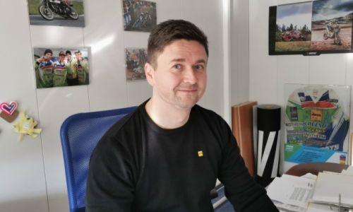 Luka Mežan v FIM komisiji za e-kolesa