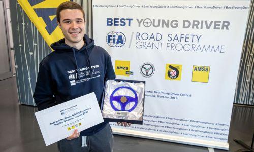 AMZS gostil 1. mednarodni izbor Najboljši za volanom