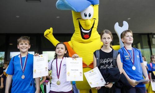 Mladi kolesarji potujejo na FIA evropsko tekmovanje v Ženevo
