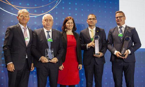 Nagrada FIA Regije I za projekt Najboljši za volanom