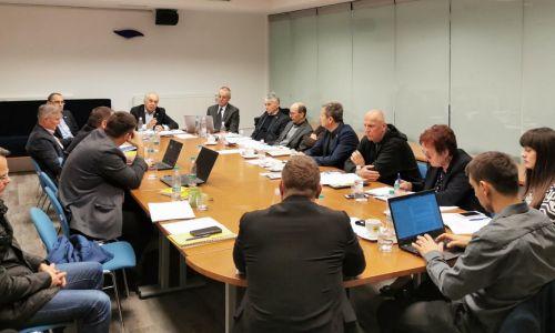 Novembrska seja Upravnega odbora AMZS
