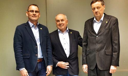 Jure Kostanjšek od 1. junija novi generalni sekretar