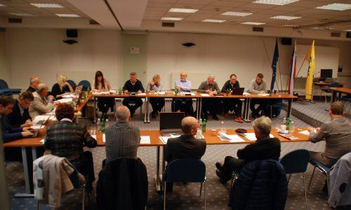 Novembrska seja Upravnega odbora