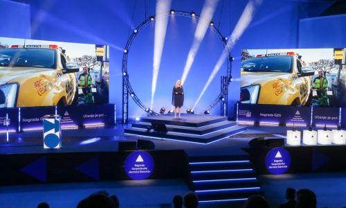 Luciji Sajevec nagrada GZS za izjemne gospodarske in podjetniške dosežke