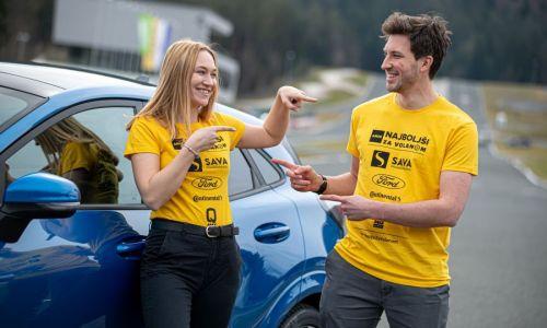 V Najboljši za volanom 2020 sodelovalo rekordno število mladih!
