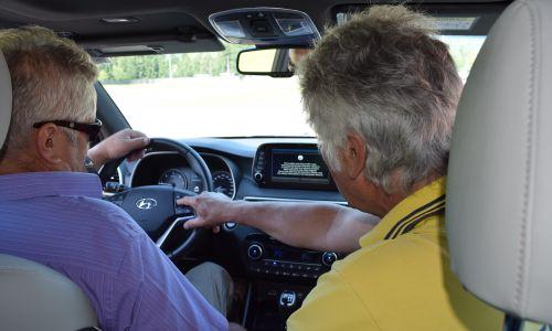 Uspešno izveden program za starejše voznike Ostanite mobilni