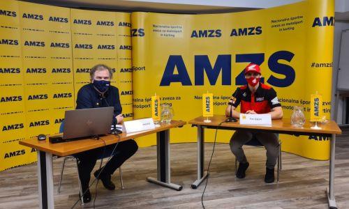 Avto-moto zveza Slovenija počastila uspeh Tima Gajserja