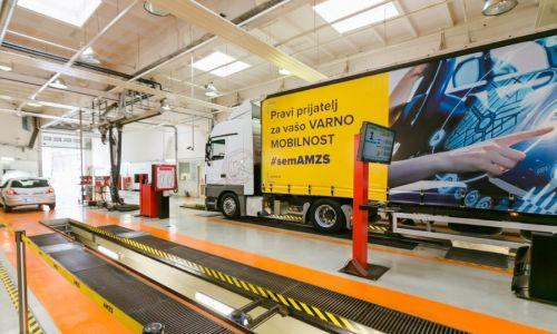 AMZS še vedno nudi storitve za vašo varno mobilnost