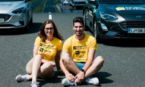 Pogovor z najboljšima mladima voznikoma Slovenije 2021